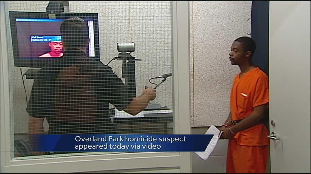 Image Overland Park homicide suspect
