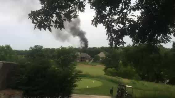 Leawood House fire