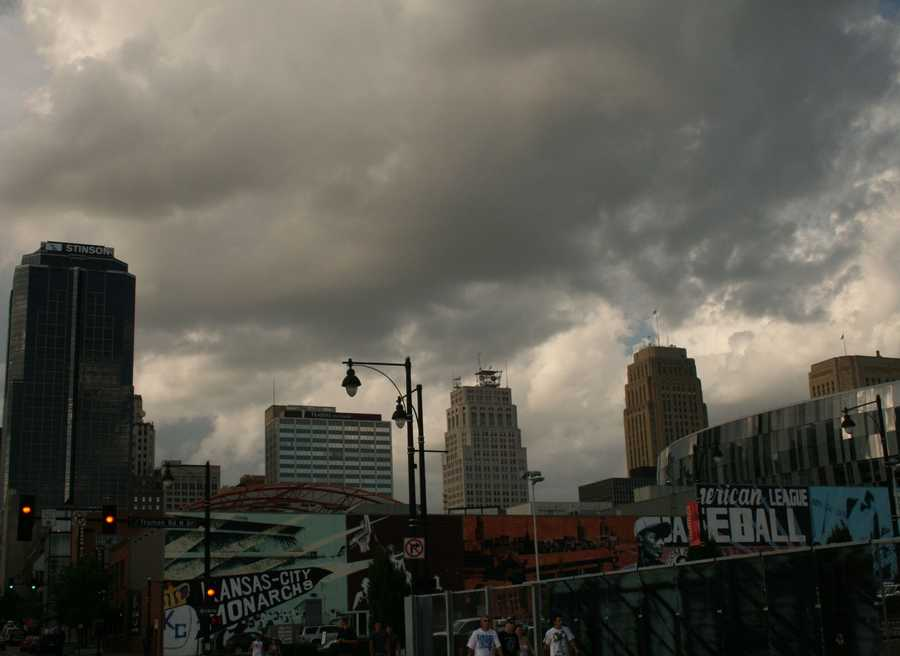 U.S. Soccer fans did not see the dark clouds coming over the Kansas City skyline.