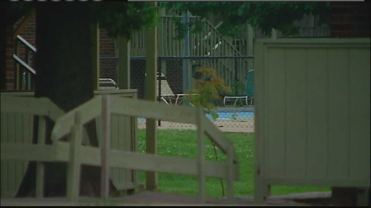 A 7-year-old boy drowned in an apartment complex swimming pool in Kansas City on Sunday afternoon.