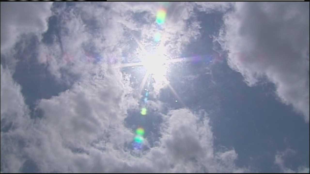 Generic hot sun heat heat wave