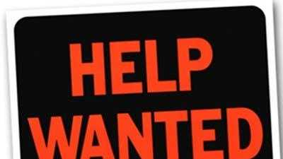 Image generic help wanted sign