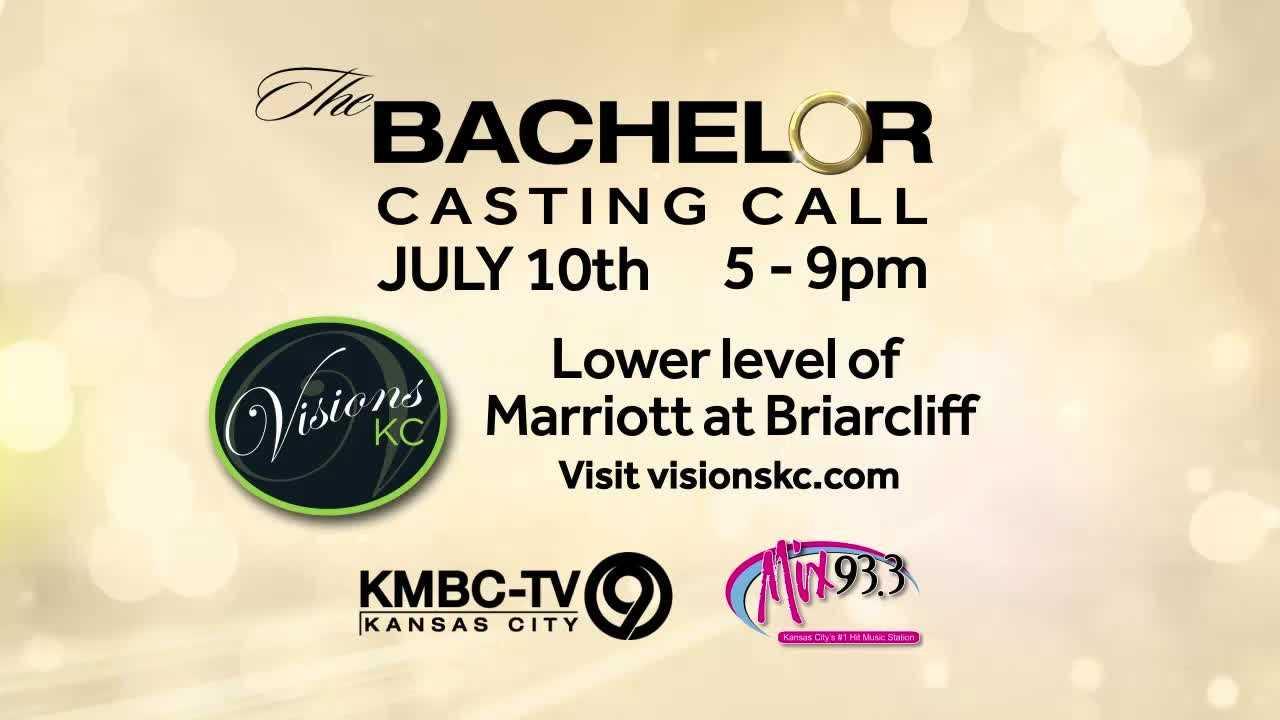 'The Bachelor' KC casting call