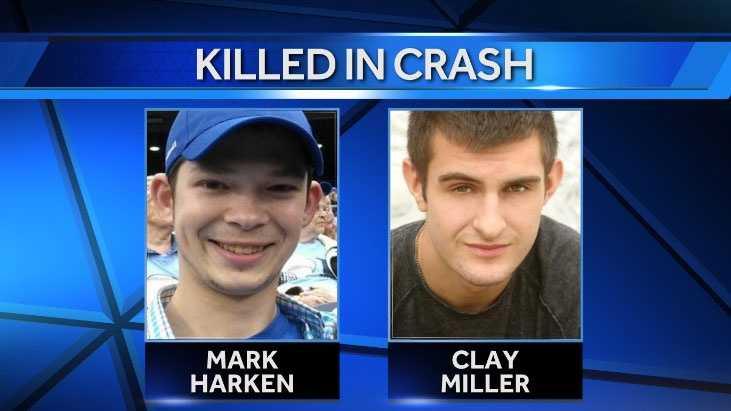 Image Harken and Miller - crash victims