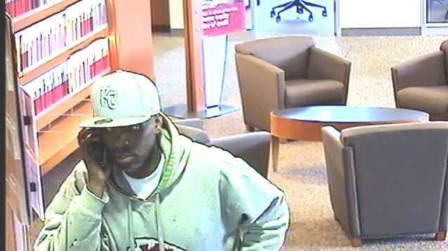 Overland Park, May 22, bank robbery, Bank of America