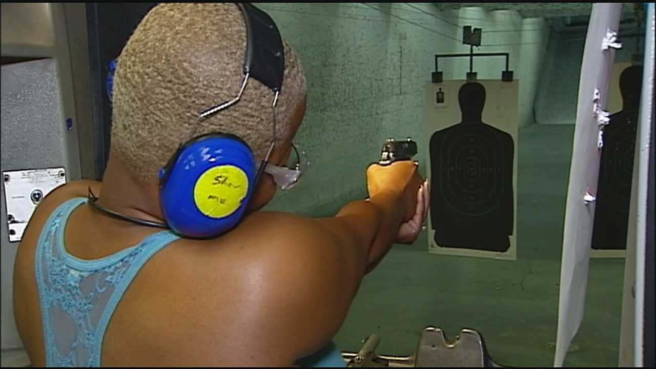 Missouri voters will be asked next month to approve an amendment to the state constitution that re-states support for the U.S. Constitution's right to keep and bear arms.