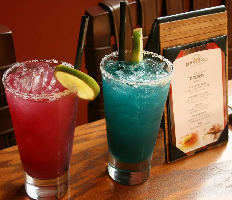 Happy hour at Park Place Leawood includes margarita specials at Mestizo.