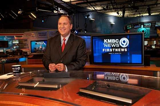 What did Kris want to do when he grows up? What he's doing now: Being a TV news anchor.