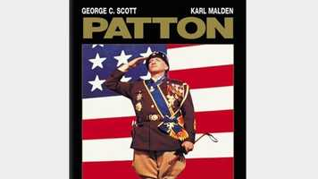 What's Kris' favorite movie? Patton.