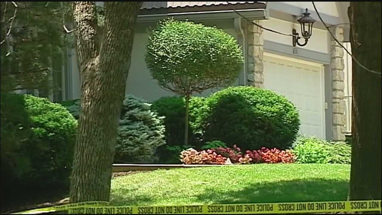 Bodies of 2 men found inside Lenexa home