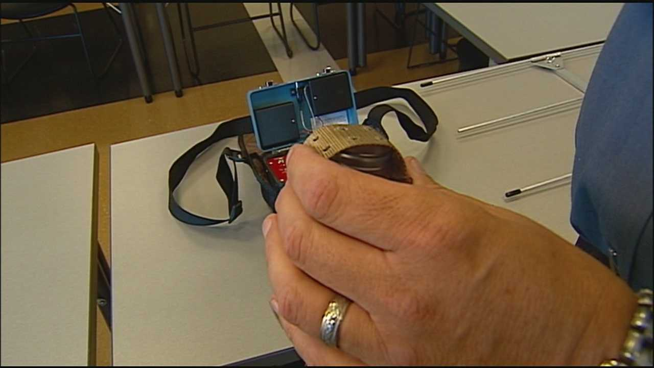Kansas City police have a new device that can help them find people with dementia or autism who wander away from home.