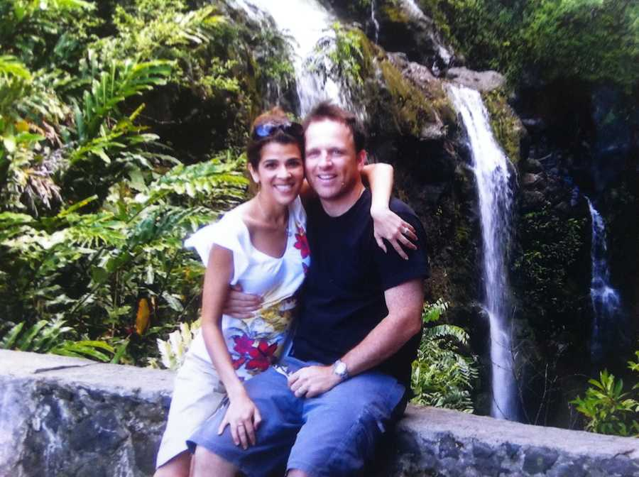 "Where does Donna like to go on vacation? ""Maui, Hawaii. It's where my husband and I honeymooned,"" Donna said."