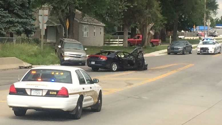 Image KCK police chase