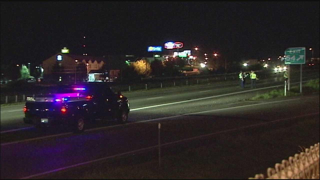 Bicyclist killed on I-435 near Parvin Road