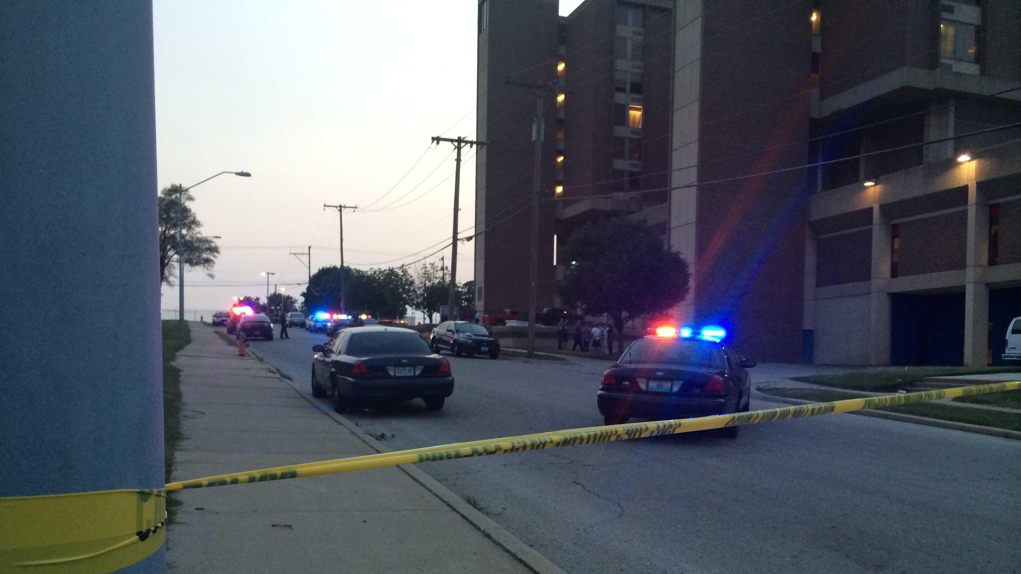 Kansas City police investigate suspicious death