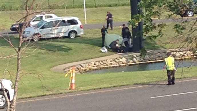 Image Body Found in pond near KCI