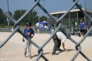 KMBC's Hometown Weather tour takes a trip to Fountain Bluff Sports Complex in Liberty during a regional world series in baseball and a soccer camp for kids.