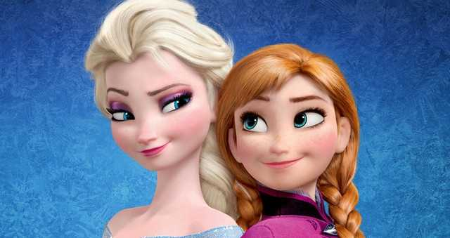 """What's Erin's favorite movie? """"For the moment...FROZEN...yes me too! Think it's a great story of sisterhood I love to share with my two little ladies."""""""