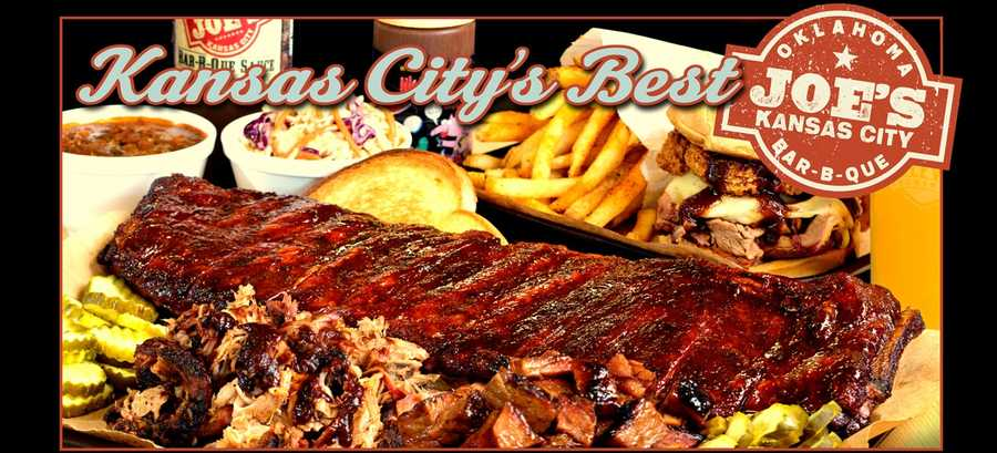 What's Erin's favorite BBQ restaurant? Oklahoma Joe's.