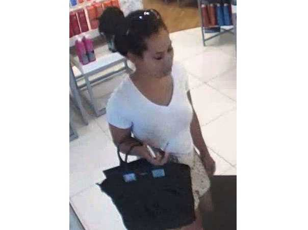Investigators allege that the woman distracts employees while the man takes items and put them in his pockets. Anyone who can identify the pair is asked to call the TIPS Hotline at 816-474-8477 or Detective Byron Pierce at 913-535-3193.