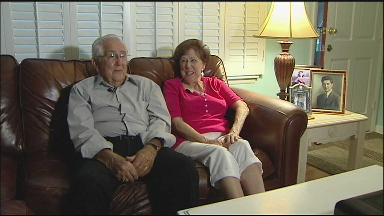 Couple married 70 years shares keys to success