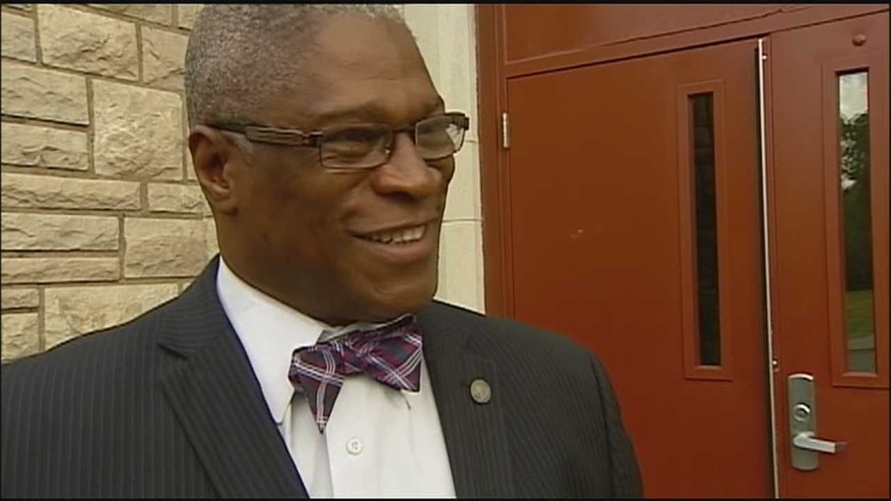Kansas City Mayor Sly James says the city is ready for the President's arrival.