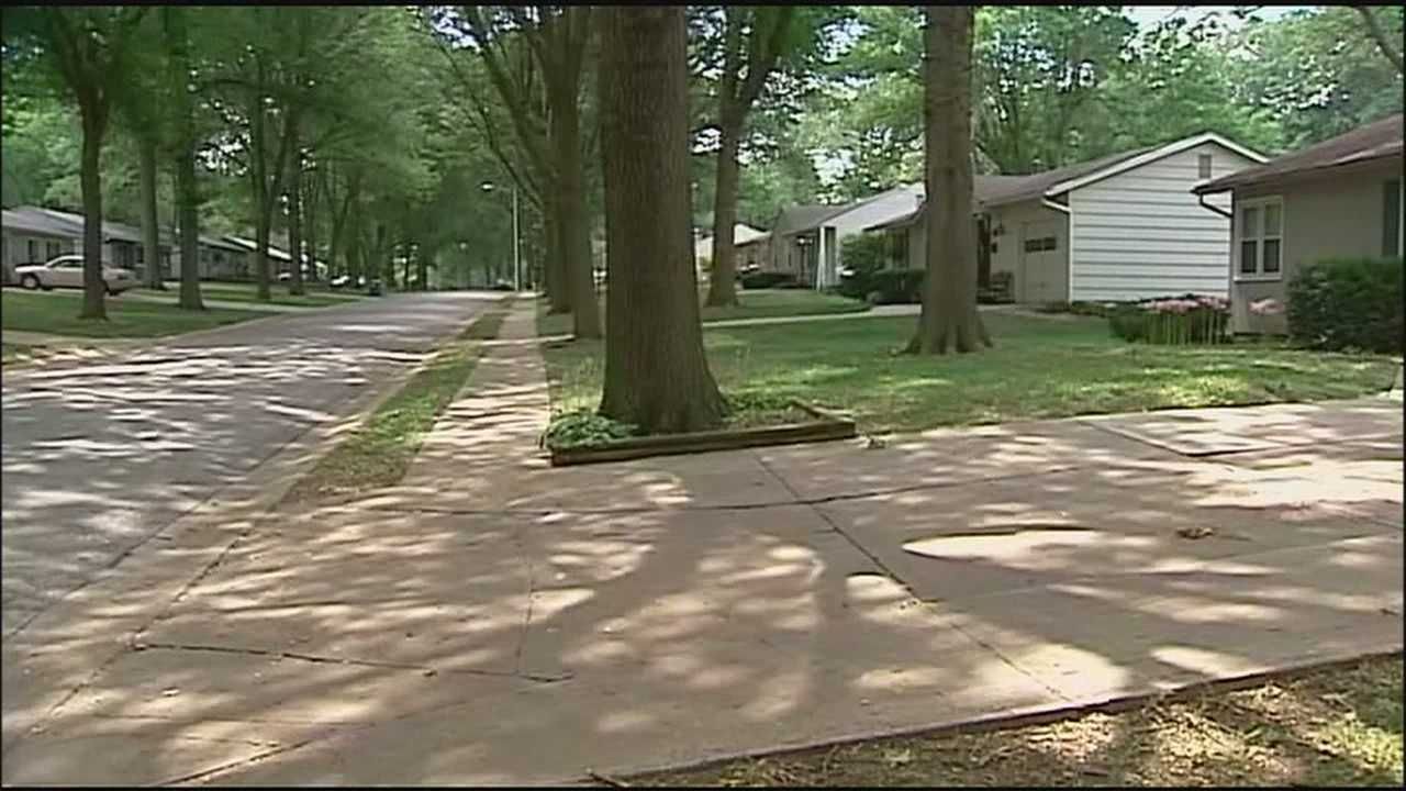 Neighbors are shocked that someone might've tried to abduct a 9-year-old from an Overland Park neighborhood.