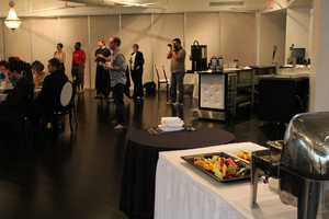 The Social Media Club of Kansas City held its monthly breakfast Friday morning. SMCKC provides multiple events for social media education, networking and sharing. Click here to visit its website for more information on upcoming events.