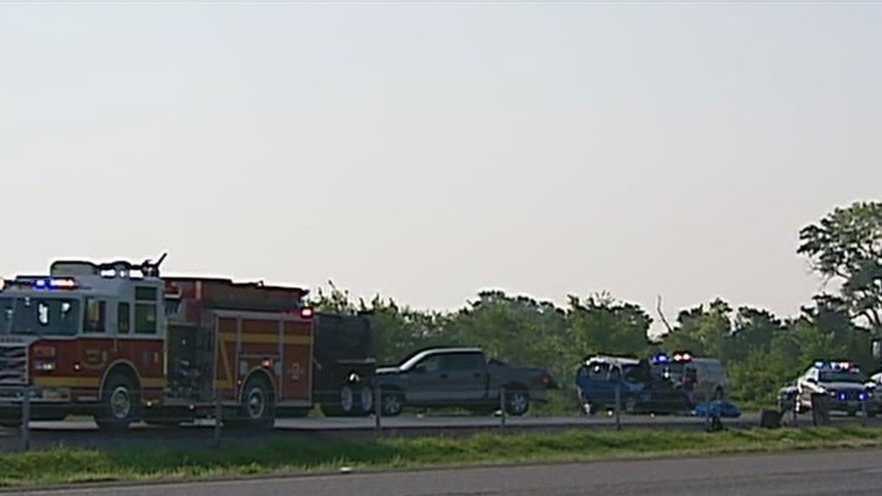 I-49 wreck
