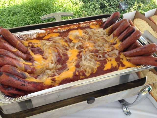 Kansas City's Negro Leagues Baseball Museum hosted a hot dog festival on Saturday.