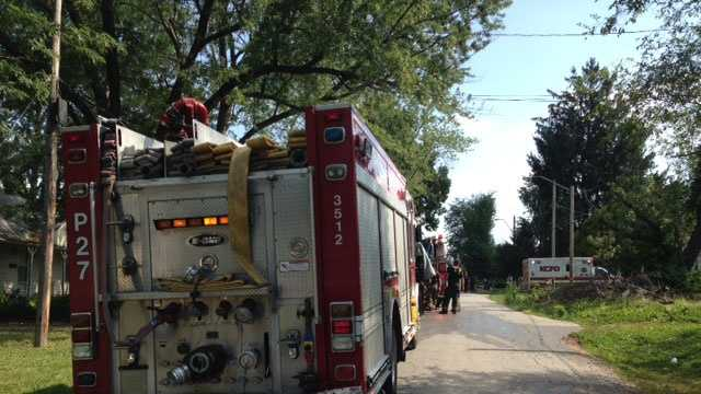 Sni-A-Bar, Rinker Road house fire