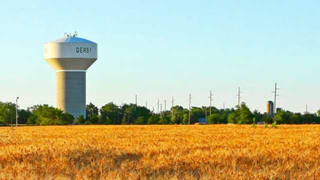 TIED 7) Derby, Kansas(Info provided by real estate website Movoto.com)