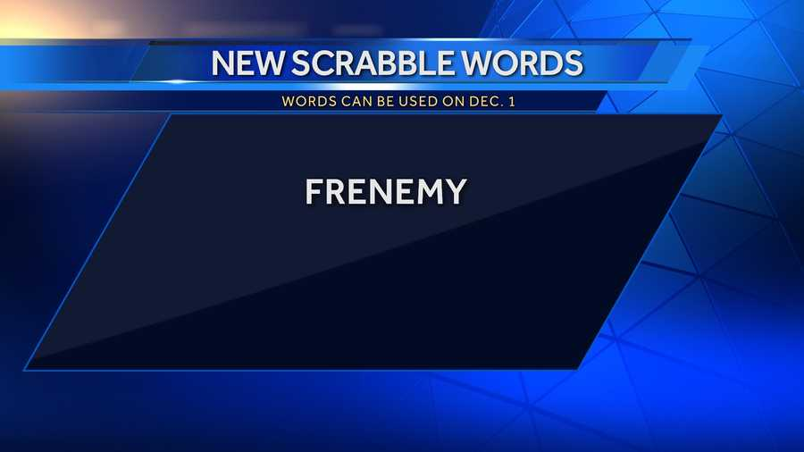 Frenemy:one who pretends to be a friend but is actually an enemy