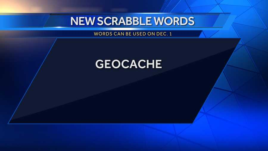 Geocache:to search for hidden items by using a Global Positioning System device as part of a game