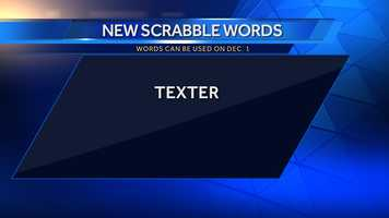 Texter: One that texts
