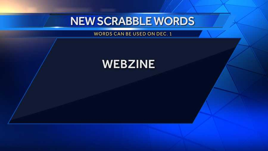 Webzine:a magazine published on the Internet