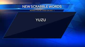 Yuzu: a sour Japanese citrus fruit