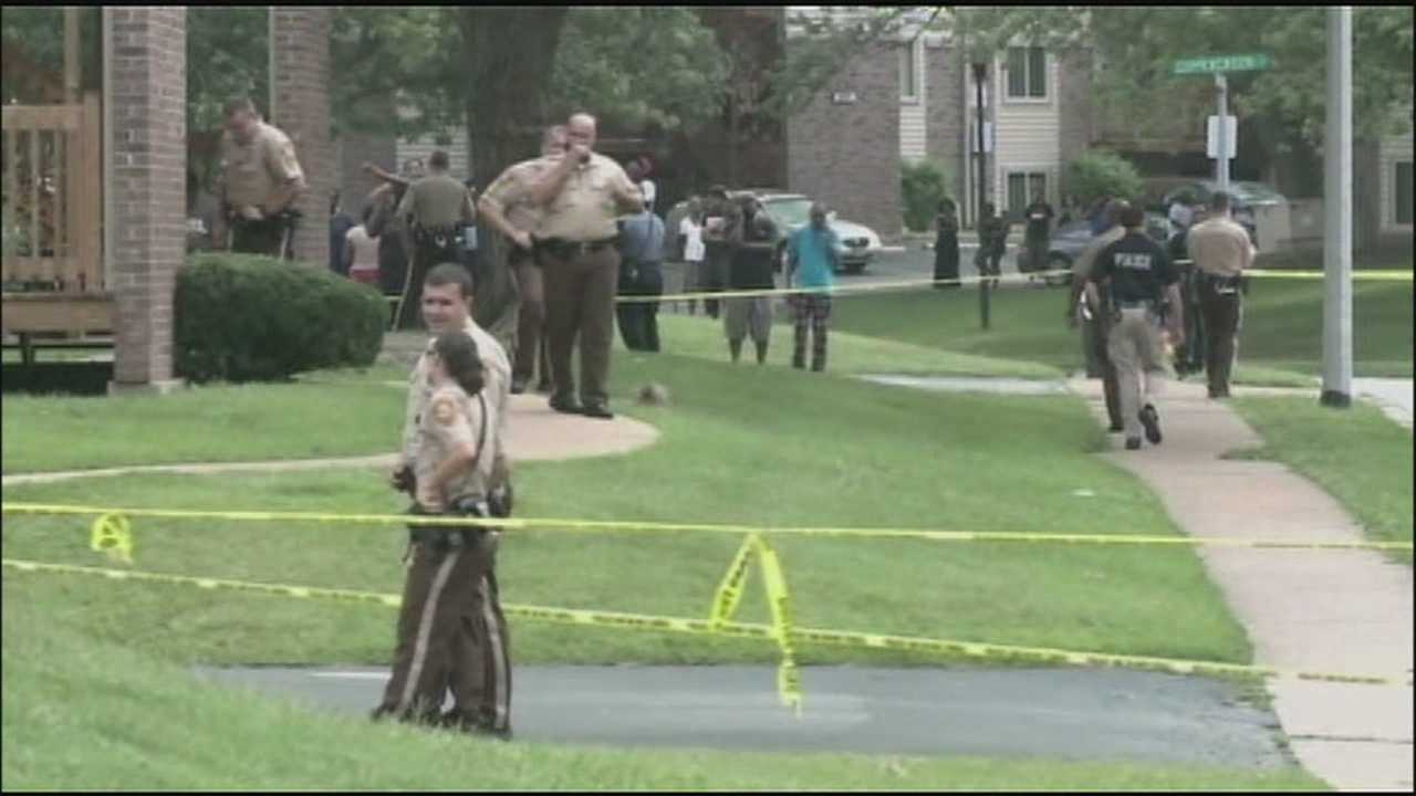 Image Ferguson police shooting 1