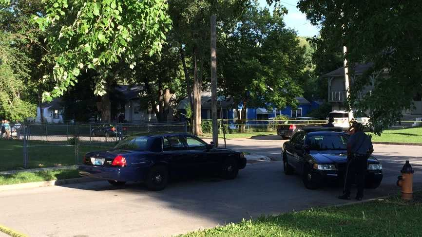 Image Double shooting at 60th and Olive