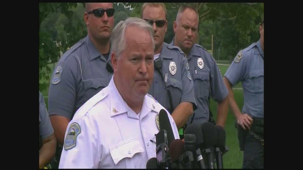 Ferguson Police Chief Thomas