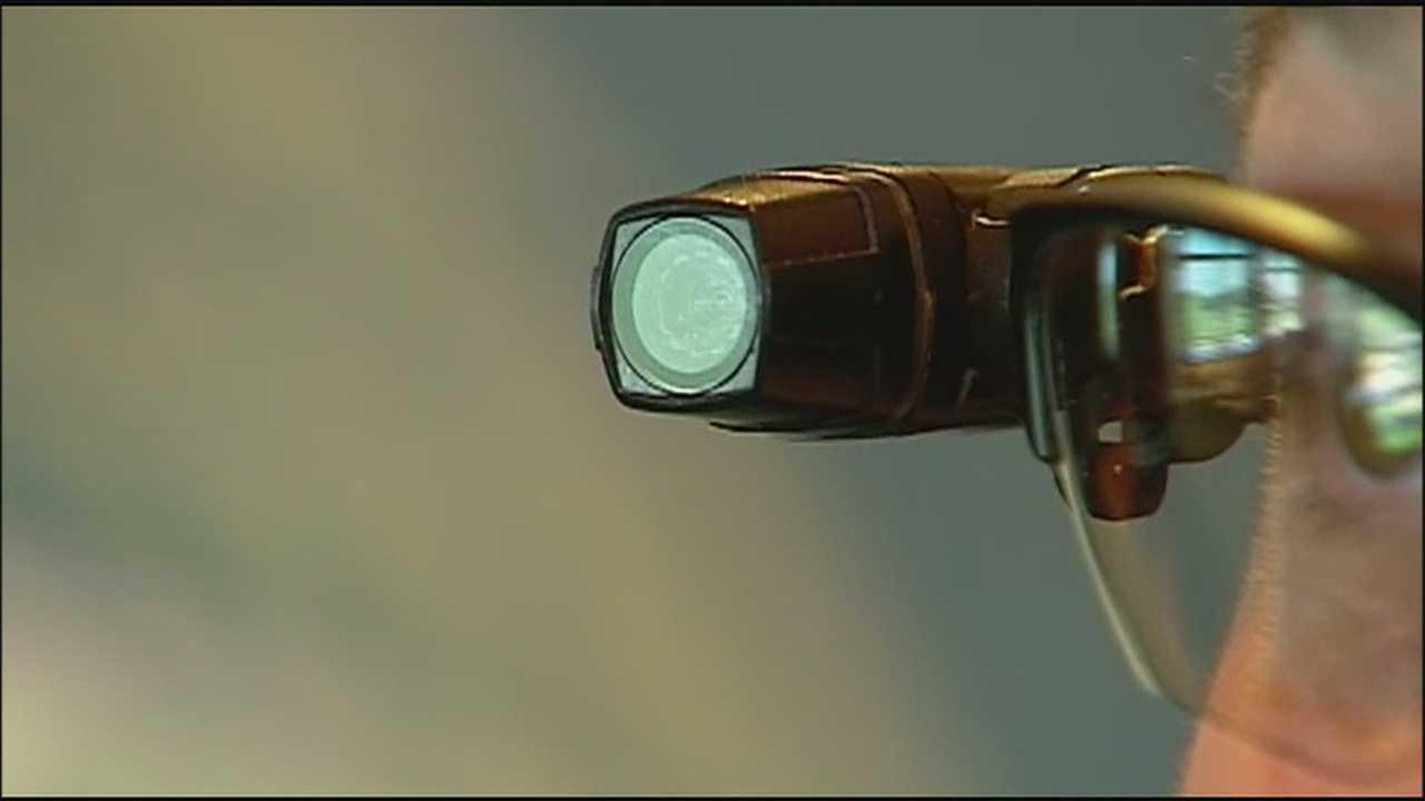 Image Body cameras in Johnson County