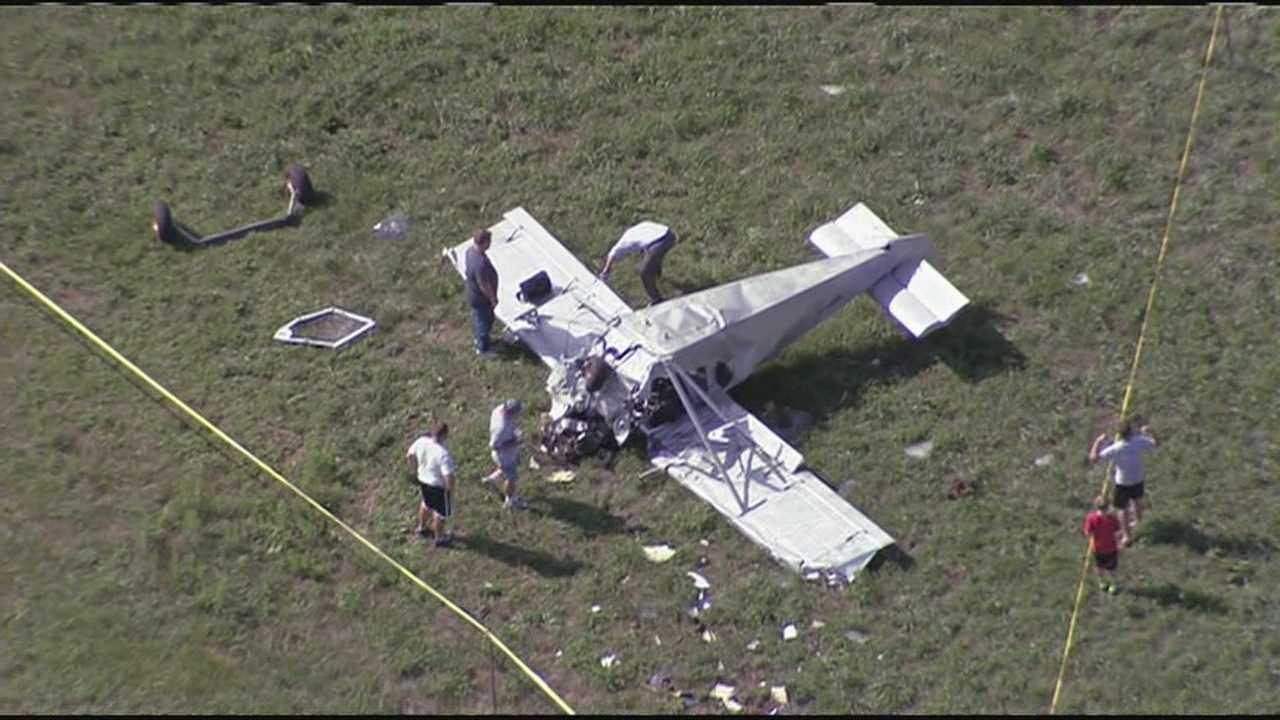 Image Grain Valley Plane Crash 2