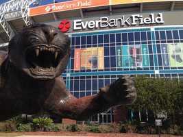 29.) Jacksonville JaguarsCurrent Value: $965 million1 Year Change: +15%Revenue: $ 263 million