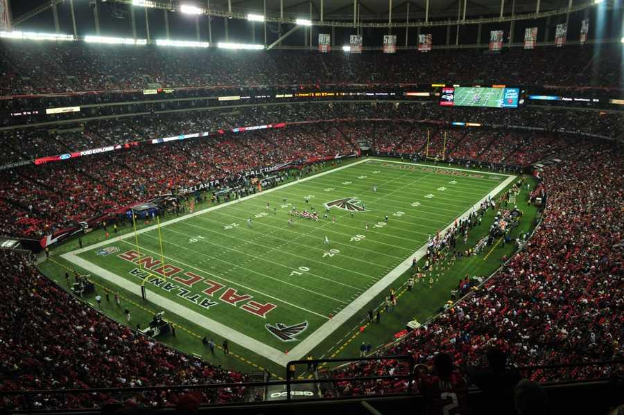21.) Atlanta FalconsCurrent Value: $1.125 billion1 Year Change: +21%Revenue: $ 264 million