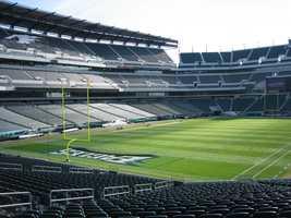 7.) Philadelphia EaglesCurrent Value: $1.75 billion1 Year Change: +33%Revenue: $ 330 million