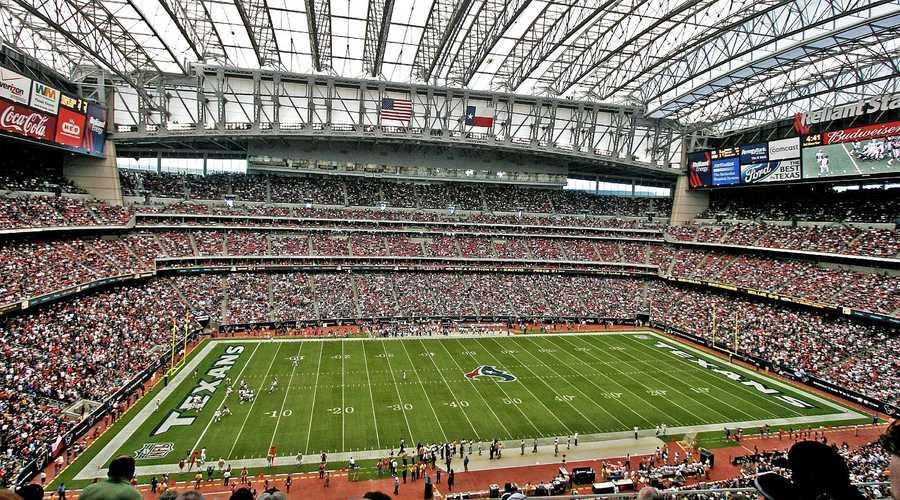 5.) Houston TexansCurrent Value: $1.85 billion1 Year Change: +28%Revenue: $ 339 million