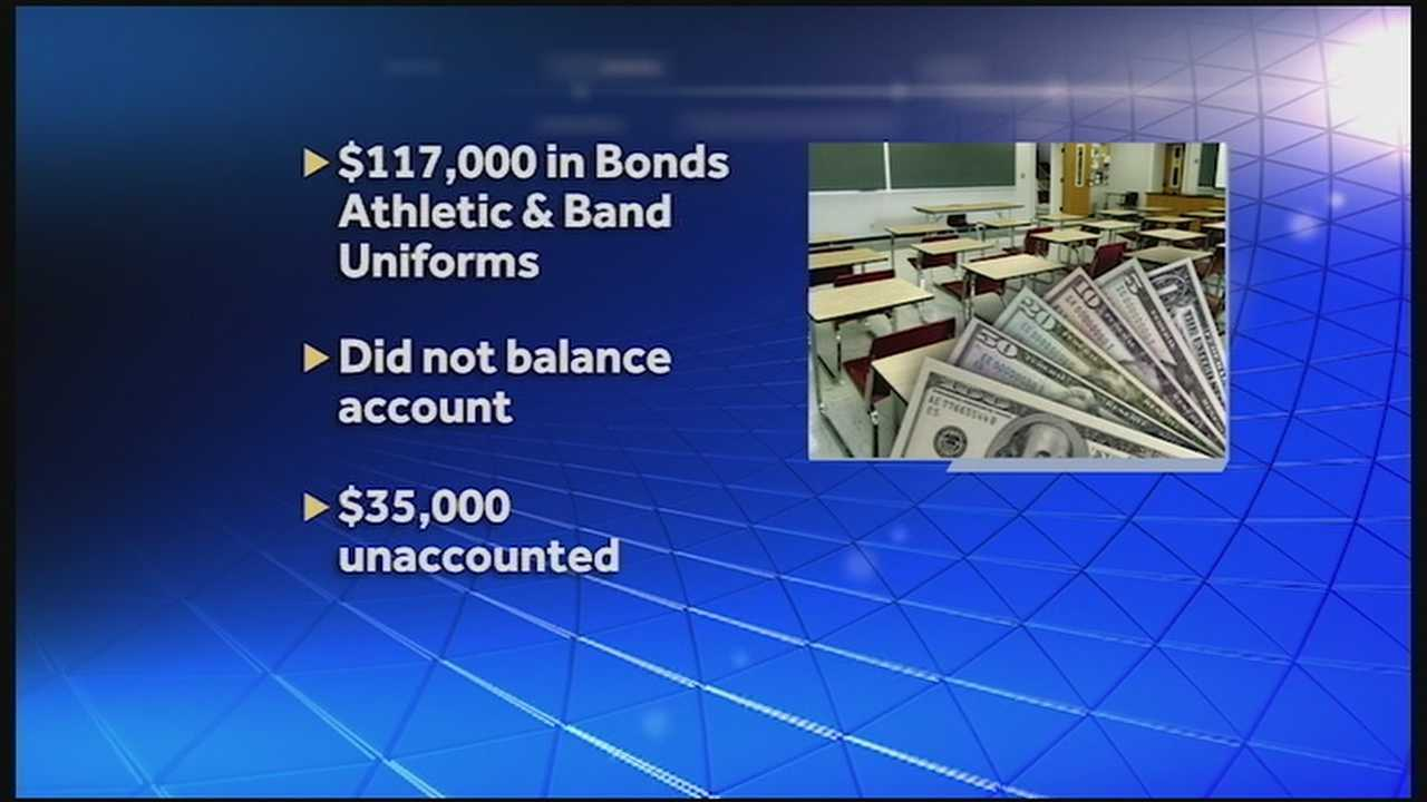 A state audit finds money missing in the Grandview, Mo., school district.