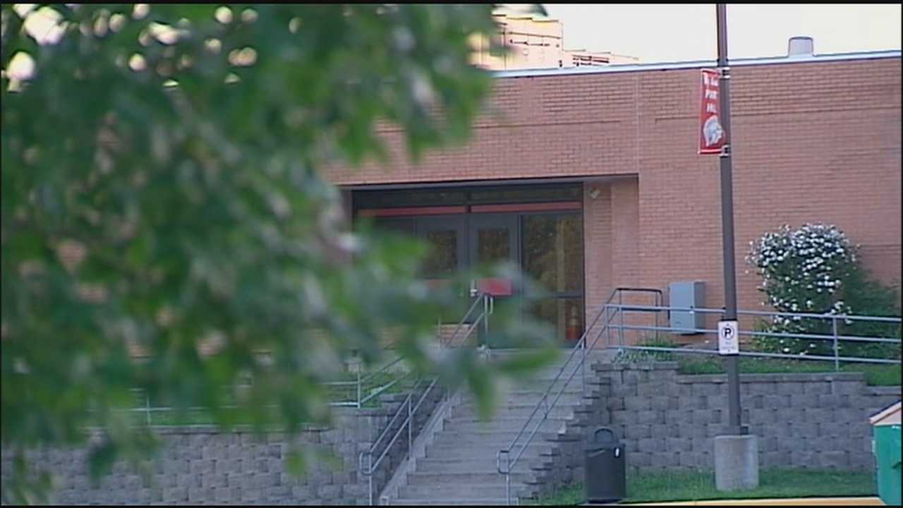 Schools take security steps during manhunt