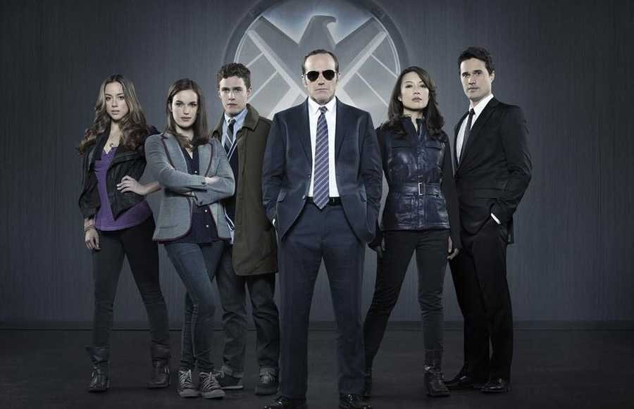 MARVEL'S AGENTS OF S.H.I.E.L.D. (8 p.m. Tuesdays, premieres Sept. 23)Agent Coulson and the team return for its second season.