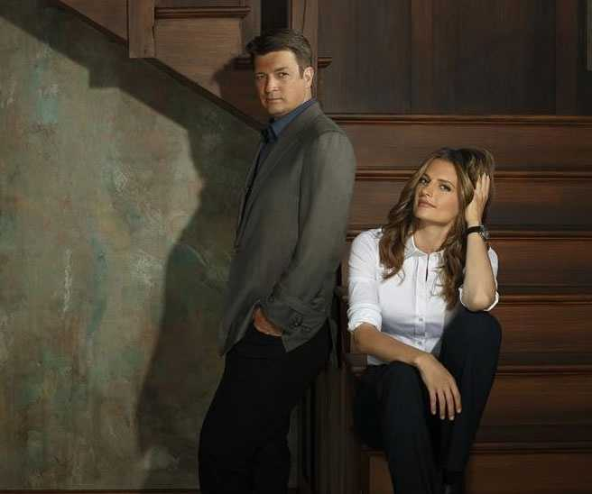 CASTLE (9 p.m. Mondays, premieres Sept. 29).Nathan Fillion and Stana Katic return for a seventh season of mystery and romance.
